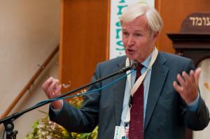 Jan Terlouw op de Transitie Conferentie 2011 in Deventer